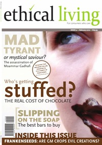 online magazine - Ethical Living February 2012 Sample
