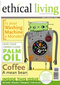 online magazine - Ethical Living January 2012 Edition