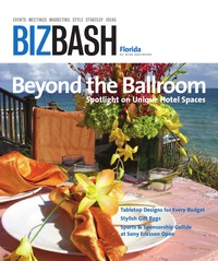 online magazine - BizBash Florida May 2008