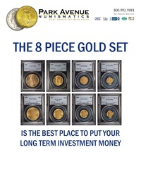 online magazine - Eight Piece Gold Set