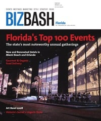 online magazine - BizBash Florida February-March 2009