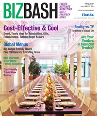online magazine - BizBash Florida August-September 2009