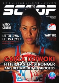 online magazine - NSW Swifts SCOOP - Issue 2, Volume 5