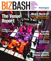 online magazine - BizBash Washington DC Summer 2009