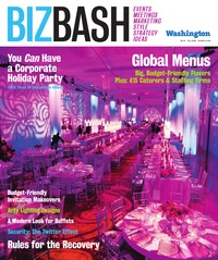 online magazine - BizBash Washington DC Fall 2009