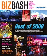online magazine - BizBash Washington DC Winter 2009