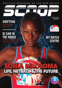 online magazine - NSW Swifts SCOOP - Issue 3, Volume 5