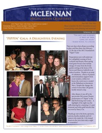 online magazine - Foundation Newsletter Spring 2012