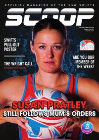 online magazine - NSW Swifts SCOOP - Issue 4, Volume 5