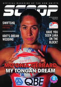 online magazine - NSW Swifts SCOOP - Issue 5, Volume 5