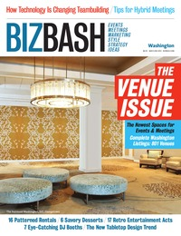 online magazine - BizBash Washington DC May-June 2012
