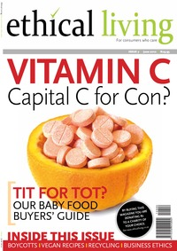 online magazine - Ethical Living Issue 7 June  2012