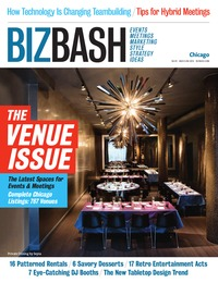 online magazine - BizBash Chicago May-June 2012