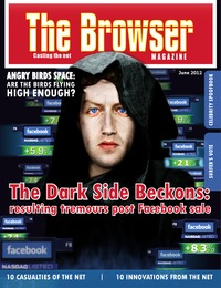 online magazine - The Browser Magazine