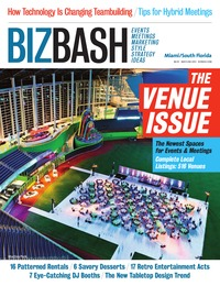 online magazine - BizBash Miami-S Florida May-June 2012