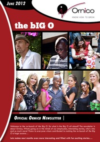 online magazine - The Big O Newsletter