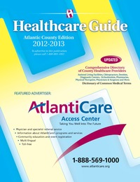 online magazine - Healthcare Guide
