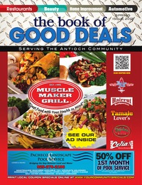 online magazine - The Book of Good Deal