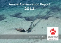 online magazine - Conservation Report 2011
