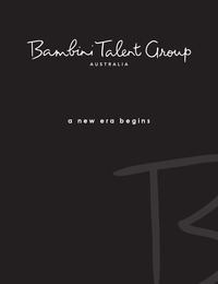 online magazine - Bambini Talent Group Australia