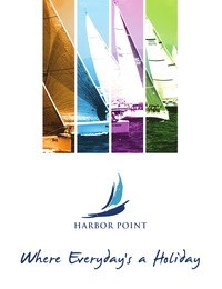 online magazine - HARBOR POINT E-Brochure