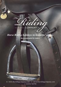 online magazine - The Riding Company Holiday eBrochure