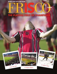 online magazine - Frisco Sports Brochure