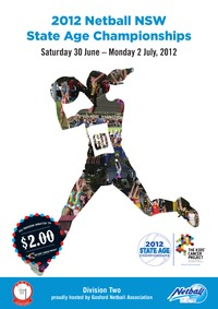 online magazine - 2012 Netball NSW State Age Championships - Division 2