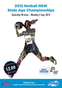 online magazine - 2012 Netball NSW State Age Championships - Division 4
