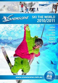 online magazine - Snowscene International Brochure