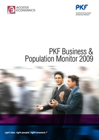online magazine - PKF Business & Population Monitor 2009