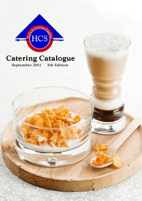 online magazine - HCS Catering Catalogue