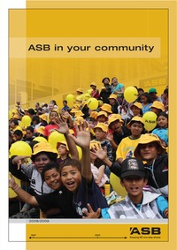 online magazine - ASB In Your Community