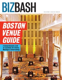 online magazine - BizBash Boston Supplement July-August 2012