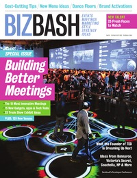 online magazine - BizBash Washington DC July-August 2012 Meetings Issue