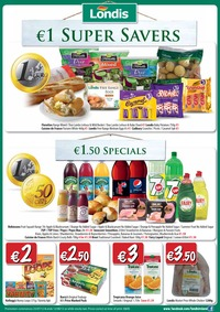 online magazine - Special Offers Londis