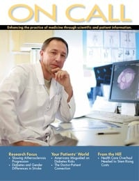 online magazine - ON Call