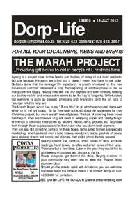 online magazine - Dorp-Life Issue 8 - 14 July 2014