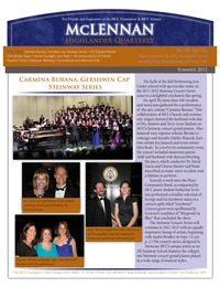 online magazine - MCC Foundation Newsletter Summer 2012