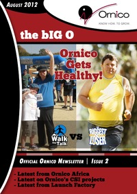 online magazine - The July Big O Newsletter