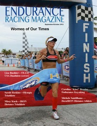 online magazine - Endurance Racing Magazine September/October 2012 Issue
