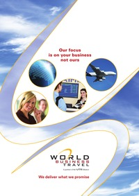 online magazine - World Business Travel