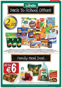 online magazine - Londis Special Offers