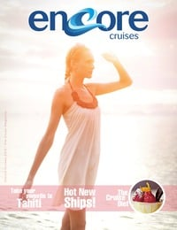online magazine - Encore Cruises 2013 - The Cruise Magazine