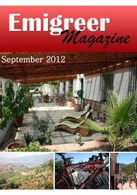 online magazine - Emigreer Magazine september 2012
