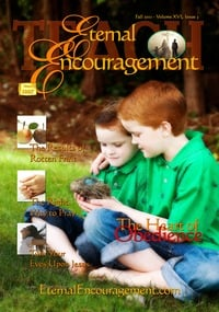 online magazine - Eternal Encouragement Fall 2011