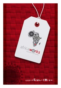 online magazine - Rays of Hope - Africaworks Handcrafts Brochure