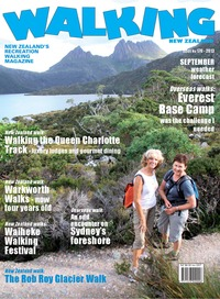 online magazine - Walking New Zealand 176 September 2012