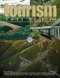 online magazine - Tourism Tattler Trade Journal - October 2012