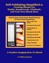 online magazine - Self Publishing Simplified 2: Creating eBooks